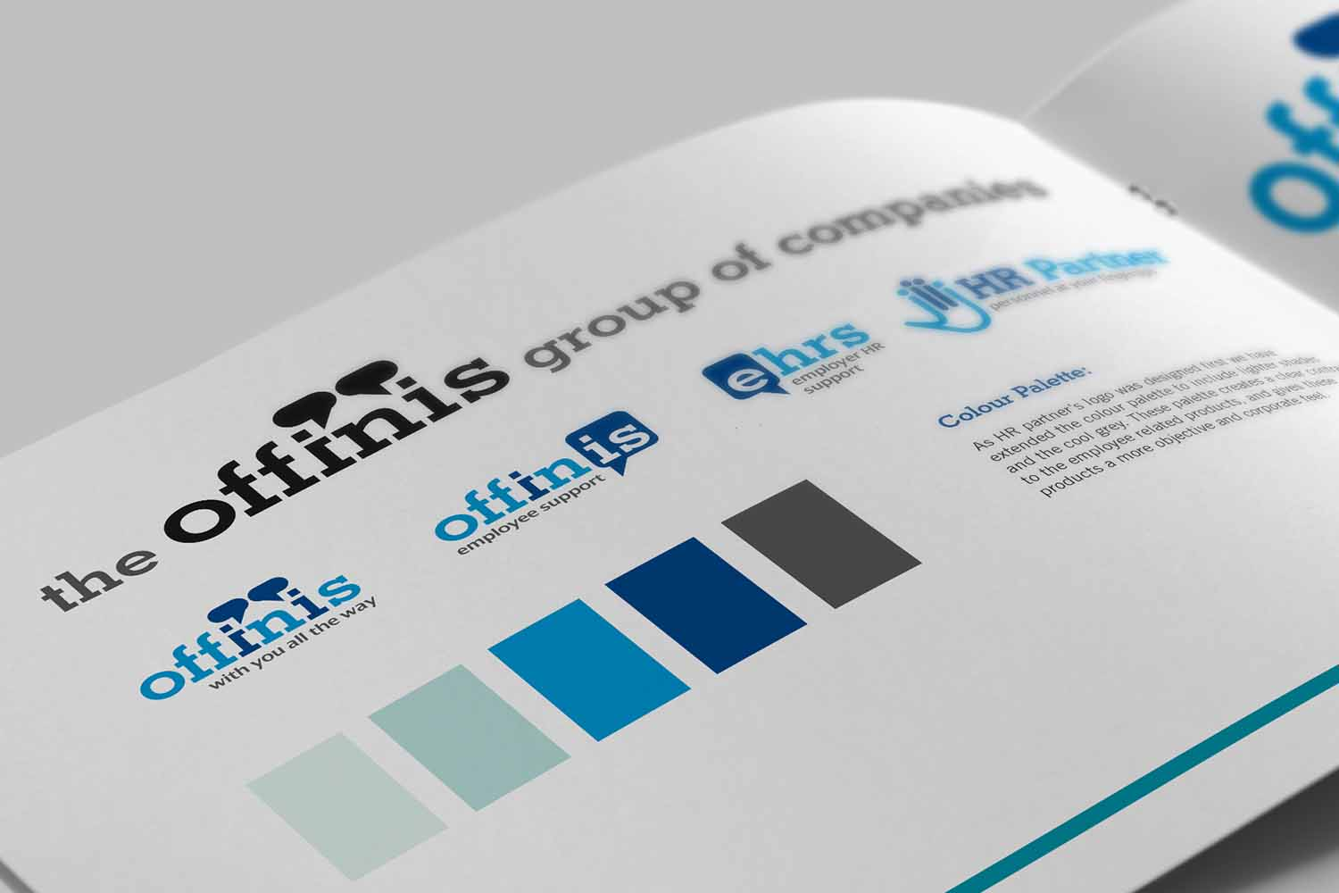 logo design, Horsforth, Leeds