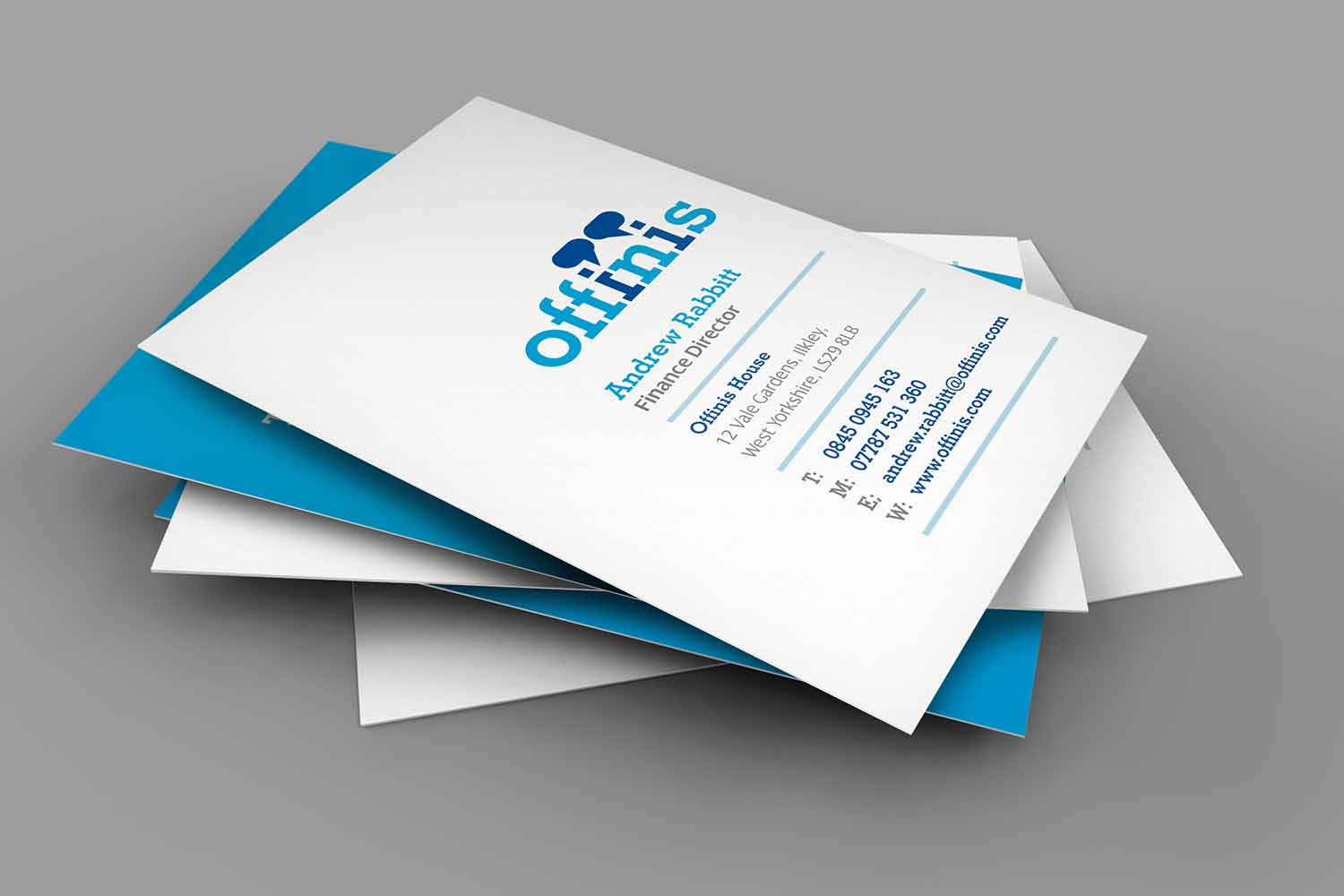 logo design, business cards, Horsforth, Leeds